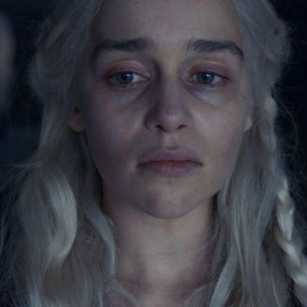 Daenerys Targaryen loosing it