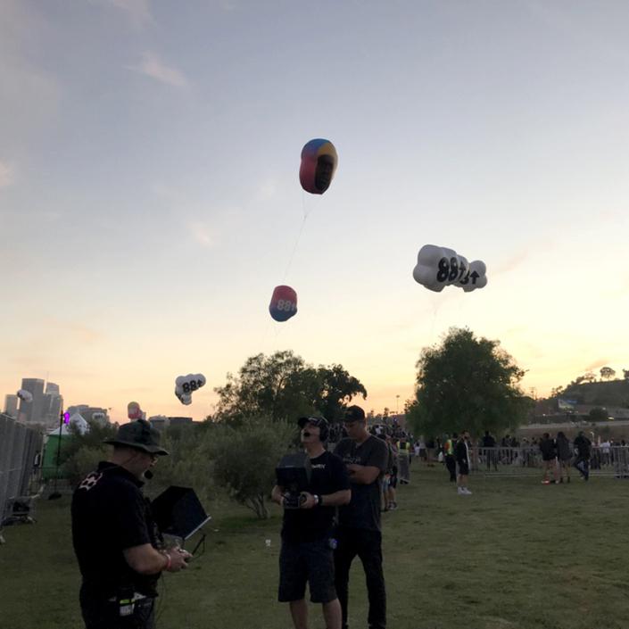 88 Rising music festival Starring Niki